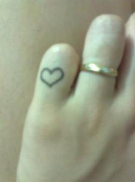 Hãy sở hữu những hình xăm dễ thương, ý nghĩa cho riêng mình nha các bạn. I Love Tattoo. , Ảnh số 20