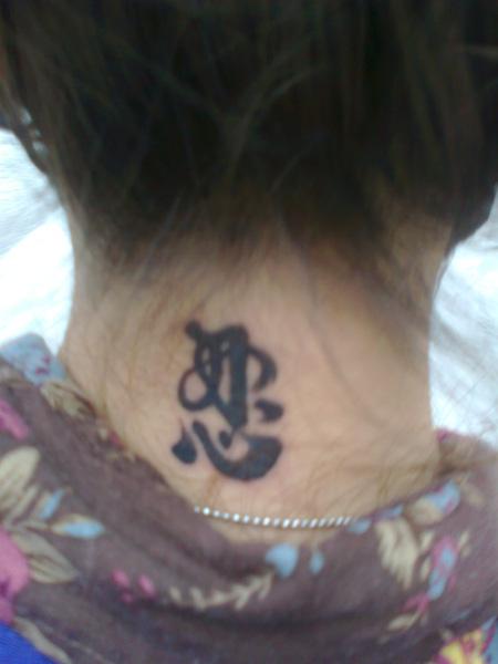 Hãy sở hữu những hình xăm dễ thương, ý nghĩa cho riêng mình nha các bạn. I Love Tattoo. , Ảnh số 1
