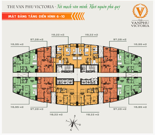 Ảnh số 2: Văn Phú Victoria - Giá: 16.000.000