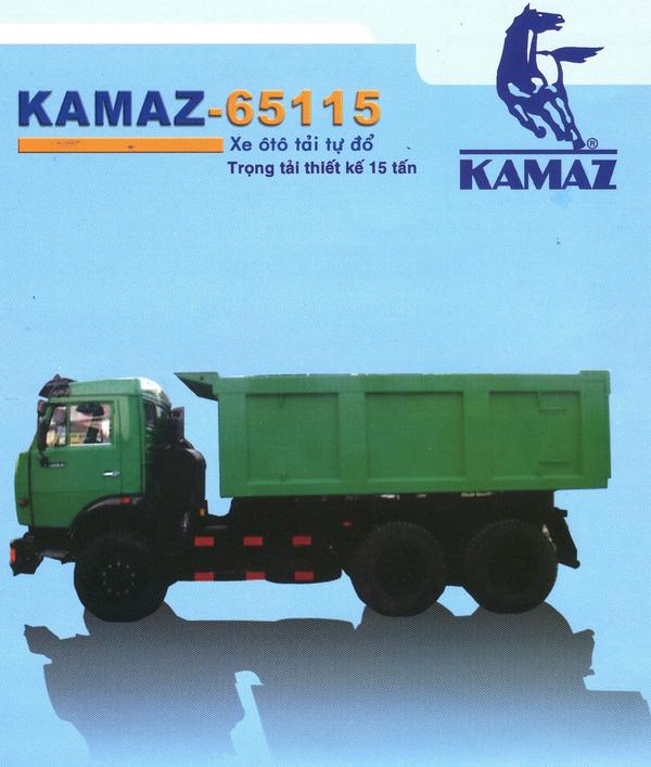 Bán xe tải Kamaz , Ảnh đại diện