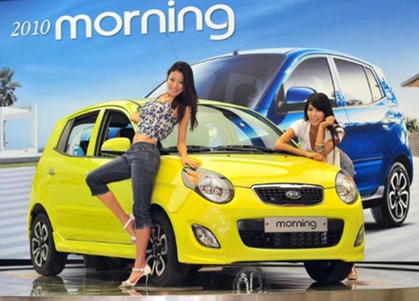 Bán xe Kia morning Sport 2014 model 2015 SLX số sàn số tự động 02 túi khí Kia New Morning 2015 mới , Ảnh đại diện