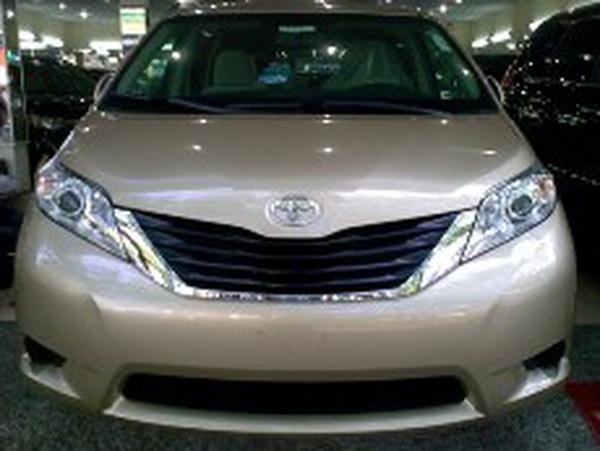 Toyota Sienna LE 3.5, LIMITED 2011 , Ảnh đại diện