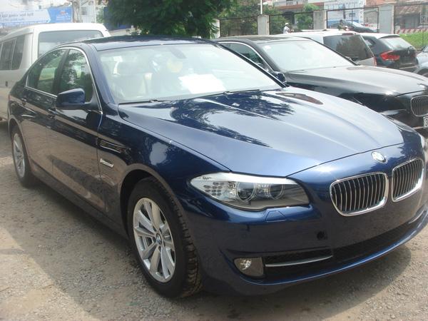 BMW 523i, 528i, 535i GT, model 2011, hộp số 8 cấp , Ảnh đại diện