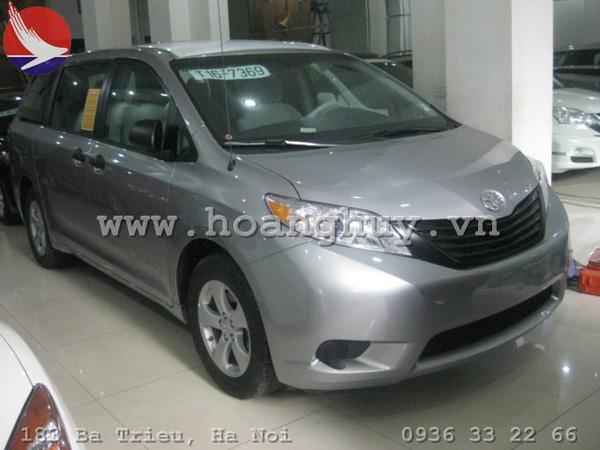 Bán Toyota Sienna 2010 giá tốt , Ảnh đại diện