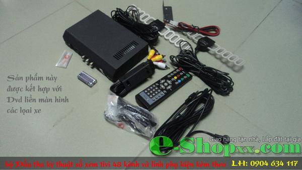 Đầu thu kỹ thuật số trên ô tô xem tivi trên oto đầu thu kỹ thuật số HD VTC cực nét giá rẻ , Ảnh đại diện