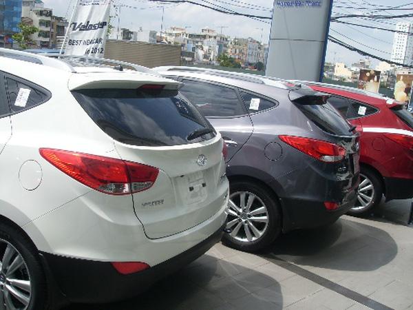 Hyundai Tucson 2011 2012, giá xe hyundai tucson 2011, đại lý bán xe hyundai tucson 2011 ở TPHCM, Hyundai Tucson 2011 màu , Ảnh đại diện