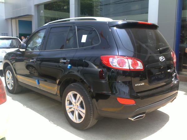 Hyundai Santa fe 2012 màu đen, ghi, bạc... điều hòa 2 dàn, cửa gió 3 hàng ghế mát lạnh, giá tốt nhất hà nội. Có trả góp , Ảnh đại diện