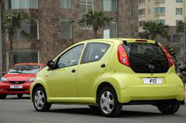 Xe ô tô giá rẻ, Byd Fo, Fo, Byd G3, G3, ô tô giá như xe máy, khuyến mãi hấp dẫn trong tháng 12/2011 , Ảnh đại diện