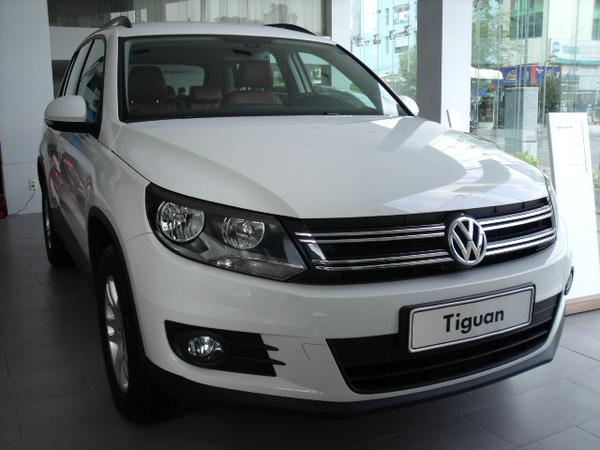 Volkswagen Tiguan 2015 , Ảnh đại diện