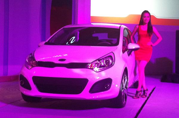 Kia Rio Hatchback Nhập Khẩu 2013 Mới 100% full Option Giá Cạnh Tranh , Ảnh đại diện