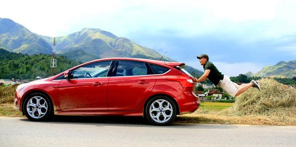 Ford Focus Hatchback 5 cửa, Ford Focus Sedan 4 cửa khuyến mại giảm giá , Ảnh đại diện