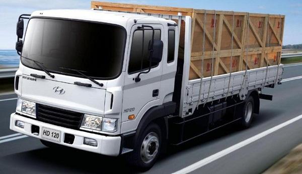 Bán xe tải Hyundai HD120 / 5Tấn Thùng 6.2m 7.4m nhập mới năm 2014 , Ảnh đại diện