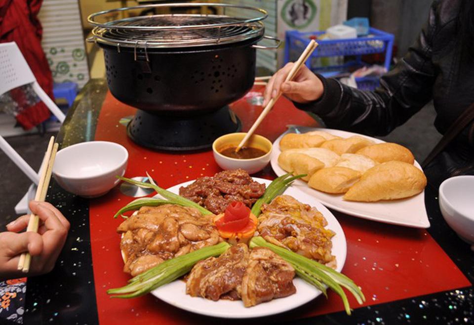 Bếp nướng than hoa BN300, bếp nướng cao cấp BN02, bếp nướng chất lượng cao, bếp