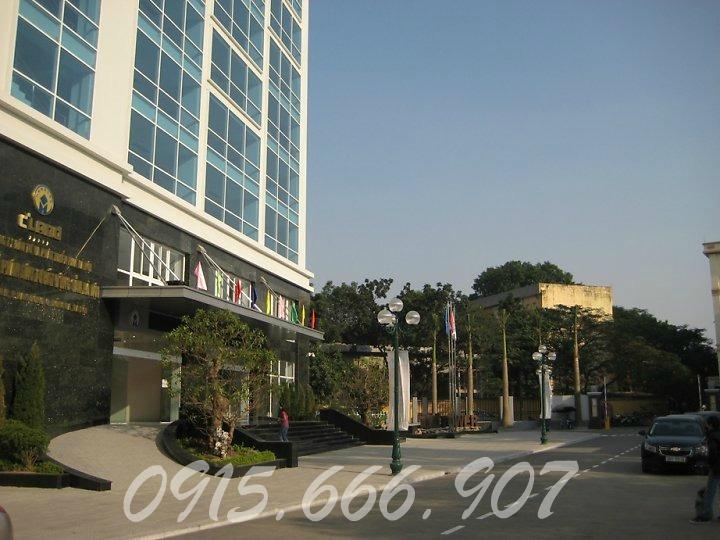 Bán Chung cư CLAND 156 Xã Đàn II  gần đường Kim Liên mới . C Land Tower tầng 5