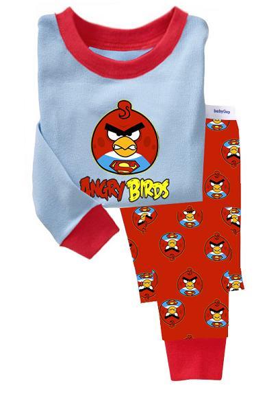 Baby Gap: Siêu nhân Angry Bird