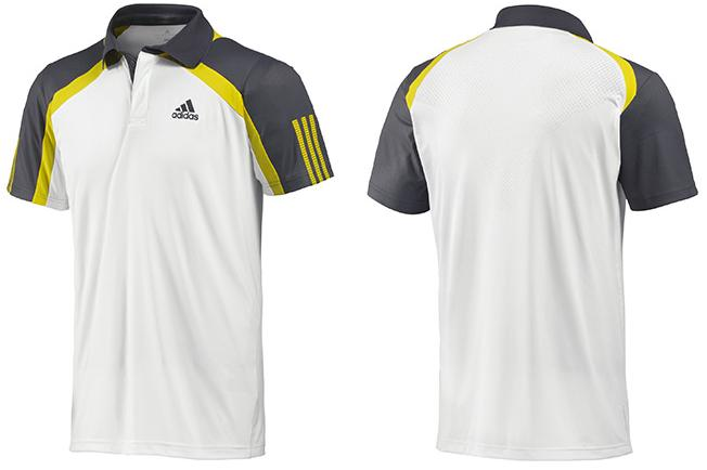 Hn C N Mua O Adidas Barricade Traditional Tennis Polo