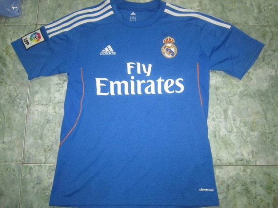 jersey real madrid away 2013 2014