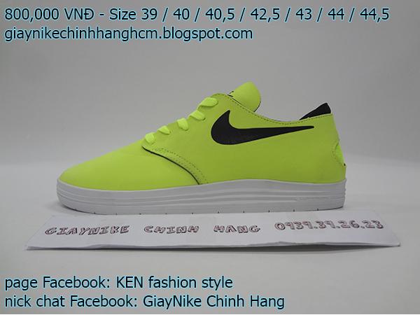 Gi Y Nike Ch Nh H Ng Nike Sb Lunar One Shot 2014 Gi Y Tr T V N Chuy N Nghi P Nha Trang Club