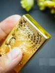 Bật lửa rồng vàng cổ điển tuyệt đẹp