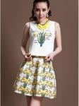 Váy Âu Mỹ cao cấp mùa Xuân Hè 2014