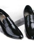Giày cao nam lịch lãm sang trọng 474 Bạch Mai