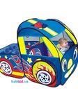 Nhà bóng chơi cho bé hình ô tô, hình thú cực xinh Sale 33% cực ưu đãi,tặng kèm bóng đồ chơi, tiêu chuẩn chất lượng Âu Mỹ