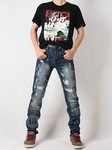 Hằng Jeans Hàng mới: Quần jean nam, ống côn, ống đứng, trơn, rách, vá, mài xước