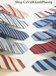 Cà Vạt Bản Nhỏ SILK100% MUA 3 TẶNG 1. Cà Vạt bản nhỏ,trung,to,càvạt hộp,CUFFLINKS,Nơ Party....