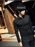 Áo sơ mi nam Hàn Quốc vải đẹp giá rẻ, áo sơ mi nam Hàn Quôc 2013 TpHCM