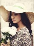 HN ship TQ: Mũ rộng vành, vintage, chất liệu loại tốt, đẹp, màu sắc đa dạng nhất Sale 10% siêu rẻ