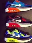 Giày thể thao Nam Nike air max ,lunarlon, AF1, sport aston, new balance....