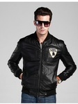 Áo khoác da lamborghini mẫu mới 2014