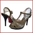 Sandal, giày Búp bê cao gót cực chuẩn: nâng niu gót ngà thêm yêu kiều quyến rũ