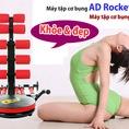 Máy tập cơ bụng AD Rocket xoay 360độ