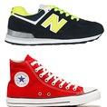 Giày New Balance, Vans, Converse, NIKE, ADIDAS... giá chỉ từ 199k...quá nhiều lựa chọn cho bạn gái hè 2014
