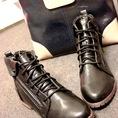 Giày boot nữ cổ ngắn xinh xắn, boot oxford, giày chiến binh, giày thể thao giá cực rẻ , cực đẹp MWC shop