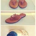 Giày dép xuất khẩu xả hàng mới 100%, giá chỉ 99.000 đ cho một sản phẩm :