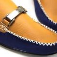 Dino Maschio Giày mọi lười giày đế bệt nam đồng giá 350k.