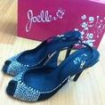 Giày cao gót 1 tấc, hiệu Joeller Singapore, giá cực sốc 490.000 đồng