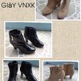 Em bán giày dép boot hàng VNXK xịn giá rẻ hấp dẫn