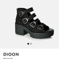 Bán giày Vagabond new 100% size 39/40