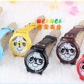 Đồng hồ đeo tay mắt kính con gấu tuyệt đẹp