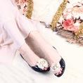 Giày nhựa Chanel, Salvatore Ferragamo, Kvoll bán lẻ rẻ như bán buôn