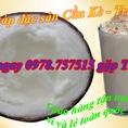 Dừa sáp đặc sản Trà Vinh ăn là ghiền