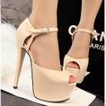Giày đế cao: Boot, đế xuồng, cao gót, sandal...hàng về ĐỢT 6 tháng 8/2014