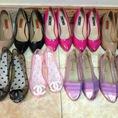 Thanh lý giày cao gót size 34, 35 new 100% 150k
