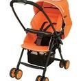 Xe đẩy Combi Well Comfort WT 250B màu cam NEW Khuyến mãi : 10%