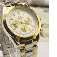 Đồng hồ nam mạ vàng DH003