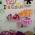 The Colours: chuyên túi xách chất liệu vải hàng hiệu made in Thailand