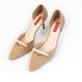 NHẸ NHÀNG, THANH LỊCH Giày cao gót vnxk dành cho các nàng công sở